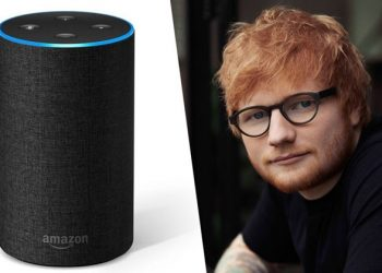 Ed Sheeran will duet with Amazon's Alexa if you ask, and it's creepy